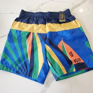 Polo Ralph Lauren Newport Sailboat Yacht Shorts